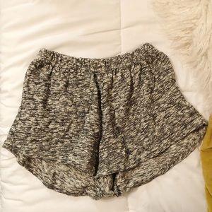 Brandy Melville knit lounge shorts
